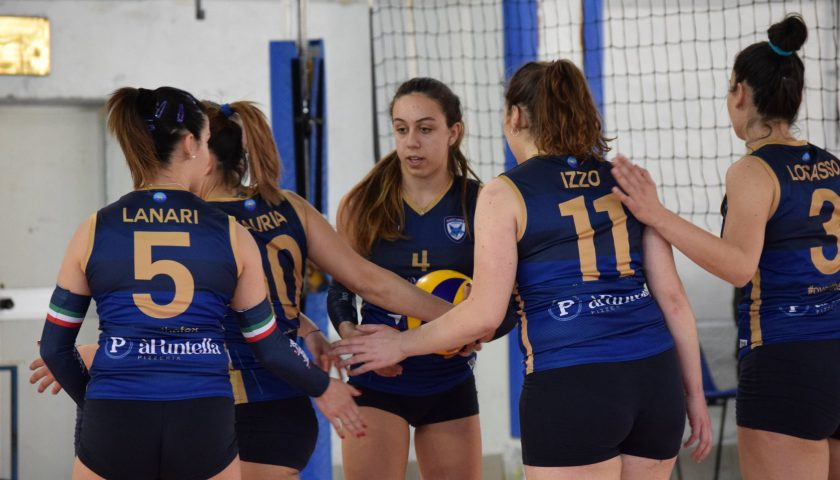 Polisportiva Salerno Guiscards, il team volley cerca una vittoria per centrare l'accesso ai play off