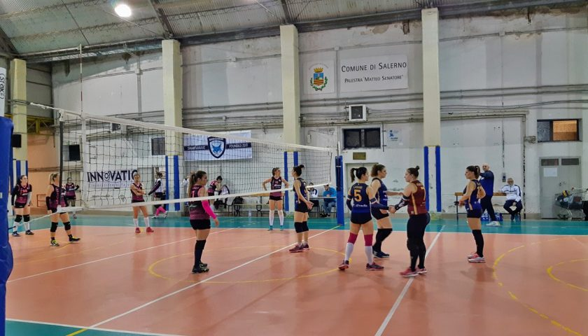 Polisportiva Salerno Guiscards, il team volley sfida l'Energa Olimpia Volley nella Gara 1 dei Play Off