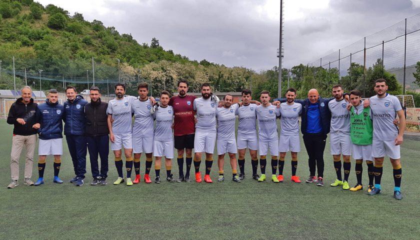 Polisportiva Salerno Guiscards, il team calcio superato in casa dalla corazzata Vietriraito