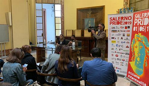 Salerno Pride: presentato il percorso ed il concerto,