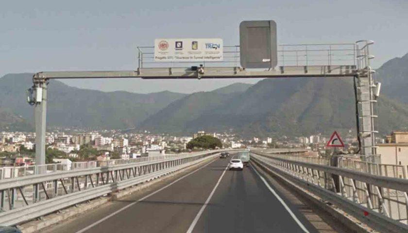 """Campania, Anas: code lungo la strada statale 145 """"Sorrentina"""" – in direzione di Sorrento – a causa di una chiusura al transito dovuta a lavori"""
