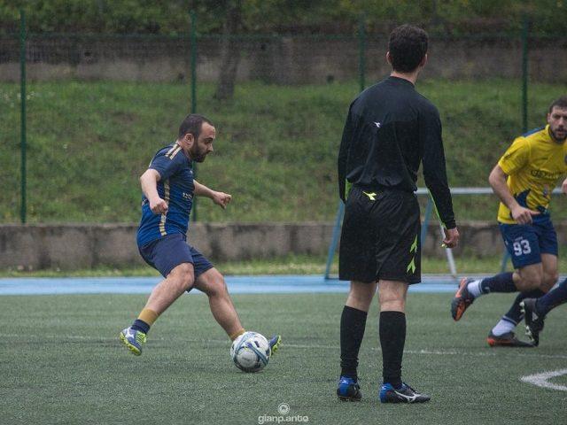 Polisportiva Salerno Guiscards, Vincenzo Ventura ufficializza il suo addio al calcio giocato