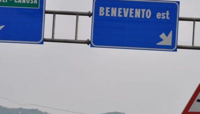 Autostrada A16: mercoledì notte chiuso il tratto Benevento e Grottaminarda in entrambe le direzioni