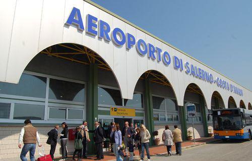 Aeroporto di Salerno: pubblicato il bando per i lavori