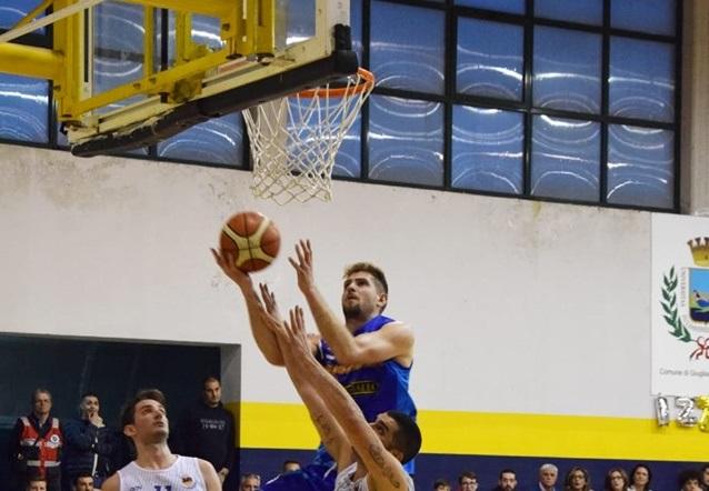 Altra sconfitta per la New Basket Agropoli contro Partenope