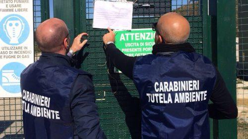 Opificio sversava tossicità nel fiume Sarno: impianto sequestrato