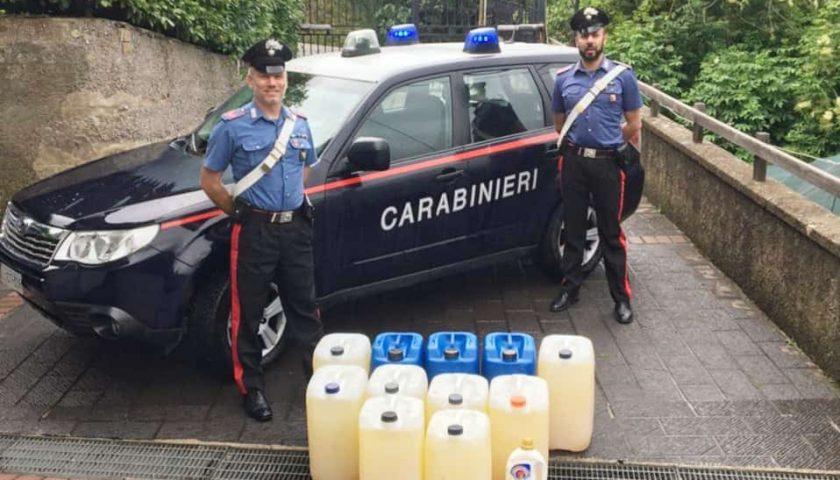 Scoperta la truffa della benzina in Costiera Amalfitana, due denunce