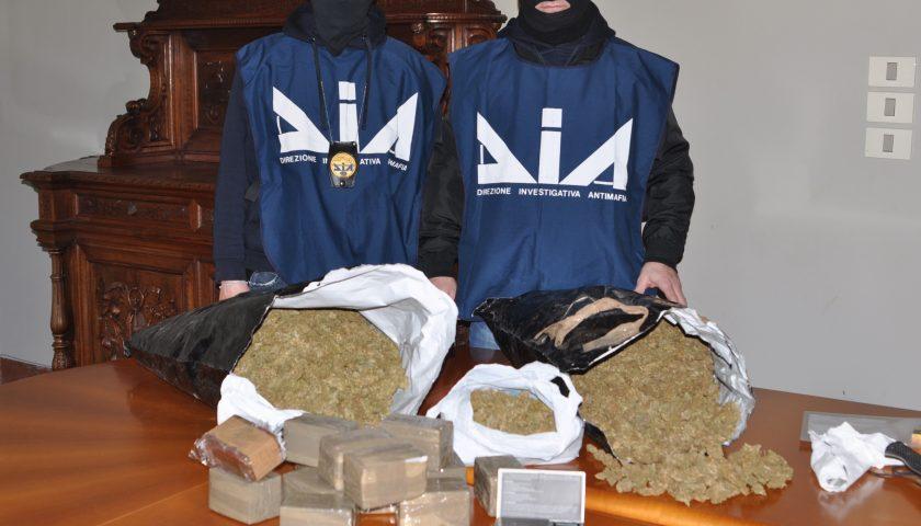 Droga dall'Albania per Salerno, chiesti 167 anni di reclusione per 17 imputati