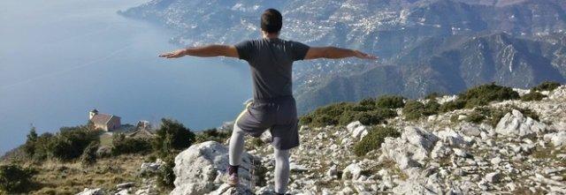 38enne ferito sul Monte Falerzio salvato con l'elicottero militare
