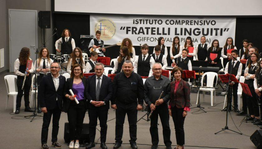 """Giffoni Valle Piana: domani sera il concerto dell'Ensemble dell'I.C. """"F.lli Linguiti"""" al Giardino degli Aranci"""