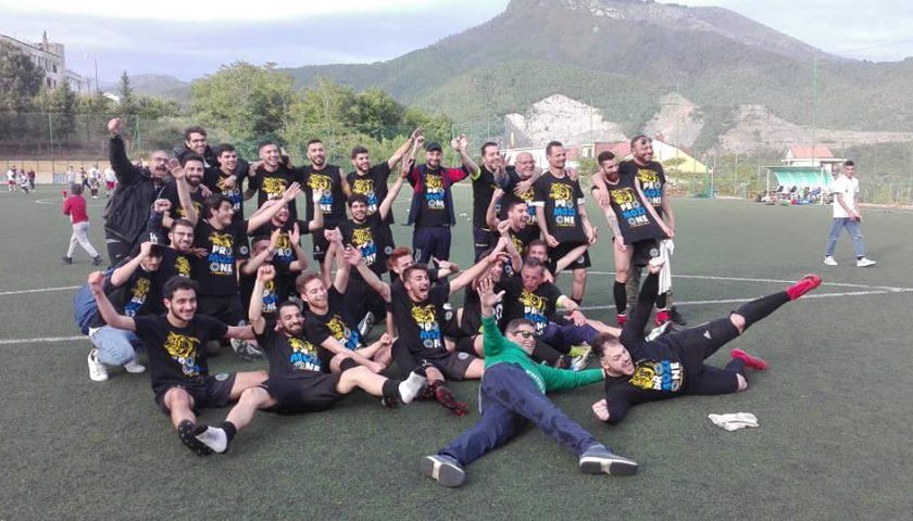 Prima Categoria: per la Sporting Audax San Severino arriva una storica… Promozione!!