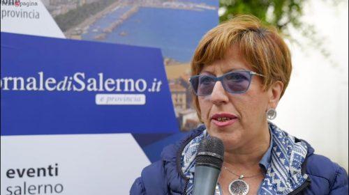 Prim@Pagina. Gabriella Bracco a sostegno di Alberico Gambino sindaco nella lista Lega Salvini Premier