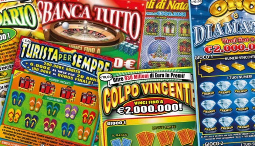 Ladri in edicola, portano via 10mila euro in «Gratta e vinci»