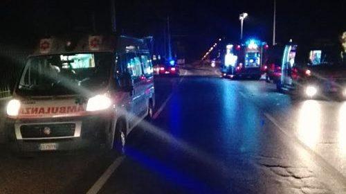 Grave incidente nella nottata di ieri, muore un giovane di 32 anni