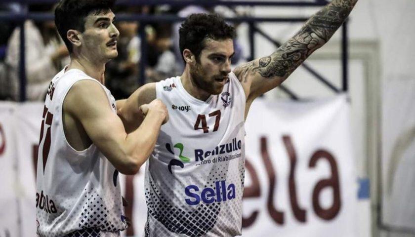 La Virtus Arechi Salerno batte Chieti e vola in finale play off