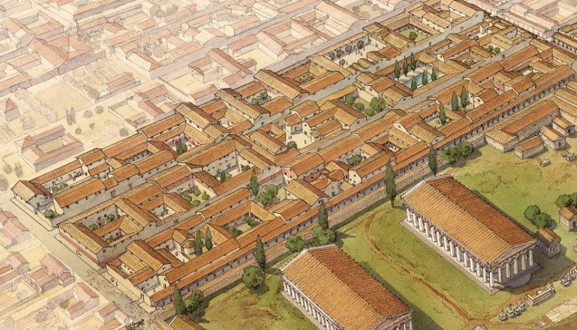 """""""Abitare in Magna Grecia"""", a Paestum il convegno per discutere delle forme dell'architettura in età classica"""