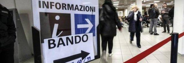 Corsa al bando di «navigator», record di domande a Salerno