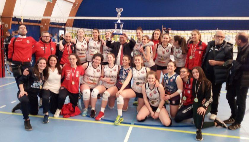 La Polisportiva Due Principati è campione regionale under 18