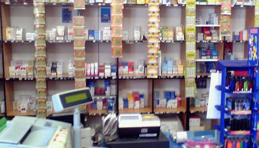 Rapine a farmacie e tabacchi: a Nocera Superiore è psicosi tra i commercianti