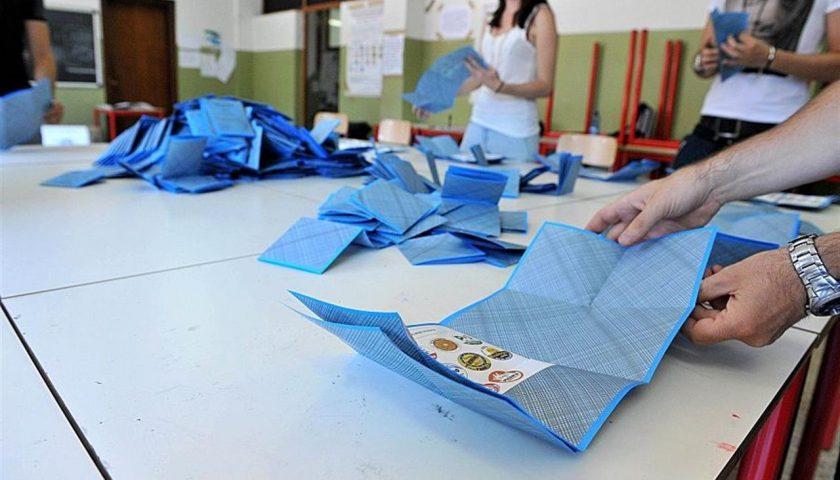 Elezioni Amministrative in provincia di Salerno: scrutinio in tempo reale