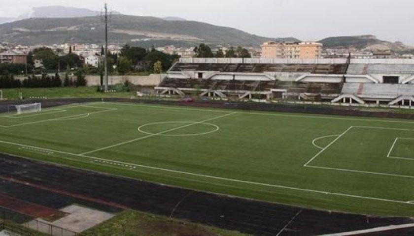 Battipaglia: lo stadio Pastena riaprirà a metà giugno