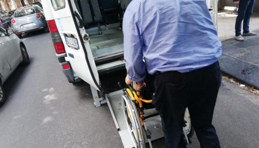 Salerno: per le Elezioni Europee istituito il servizio di trasporto gratuito per disabili
