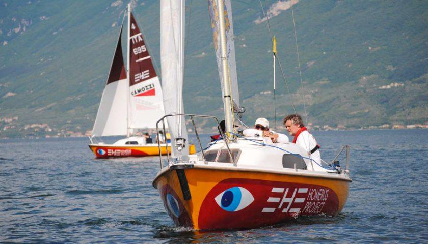 A Salerno il Campionato Mondiale di vela per non vedenti