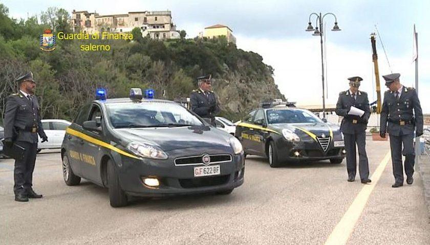 Evasione fiscale ad Agropoli, la GDF sequestrati oro e beni per 343mila euro