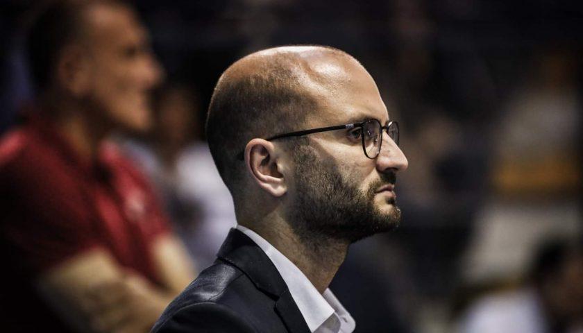 Cava Basket: è Caccavo il nuovo allenatore