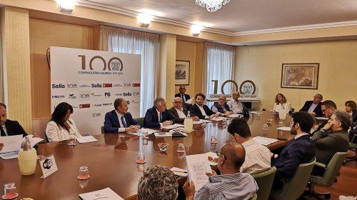 Anche Confindustria Salerno celebra i suoi 100 anni di storia e impresa
