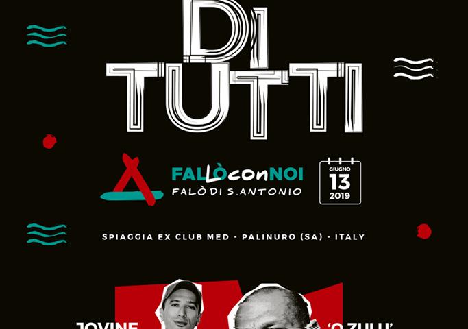 'O Zulù e Jovine sul palco del Falò di Sant'Antonio, l'evento plastic free di Palinuro