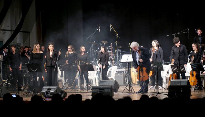 La musica del Polo Regionale nell'Area Archeologica di Paestum