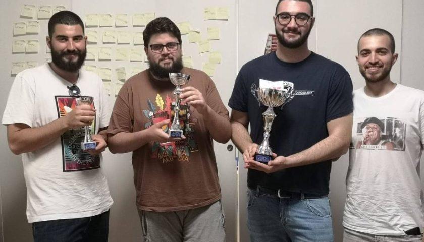 Polisportiva Salerno Guiscards, Giovanni Di Sarno vince la 1^ edizione della Master Fifa