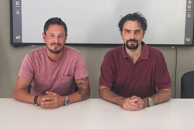 Polisportiva Salerno Guiscards, Dario Guadagno è il nuovo allenatore del team calcio