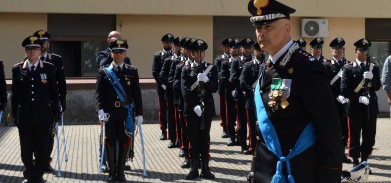 Celebrato anche a Salerno il 205° annuale della fondazione dell'Arma dei Carabinieri