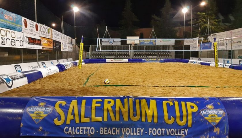 La Polisportiva Salerno Guiscards organizza la Salernum Cup Beach Volley