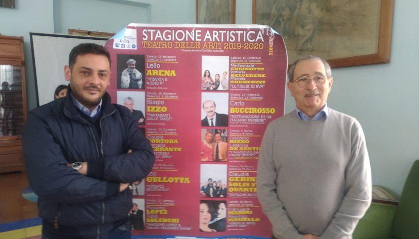 Teatro delle Arti: presentato il nuovo cartellone 2019/2020