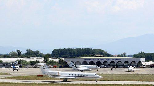 Aeroporto Costa d'Amalfi De Luca: «Svolta grazie alla Regione»