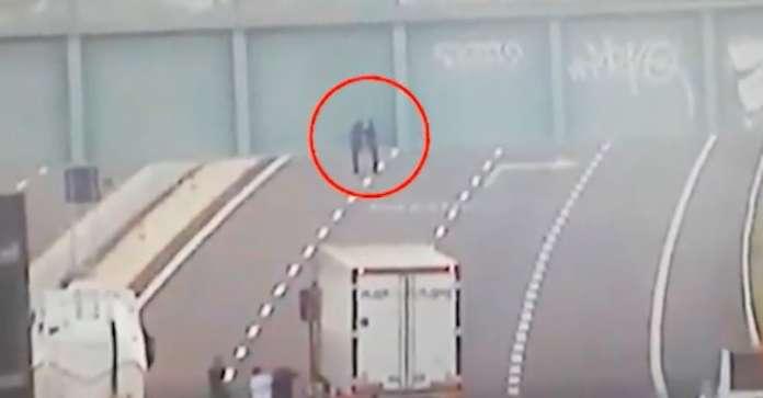 Sventa il suicidio di un 19enne nei pressi di Milano, il camionista eroe è di Eboli