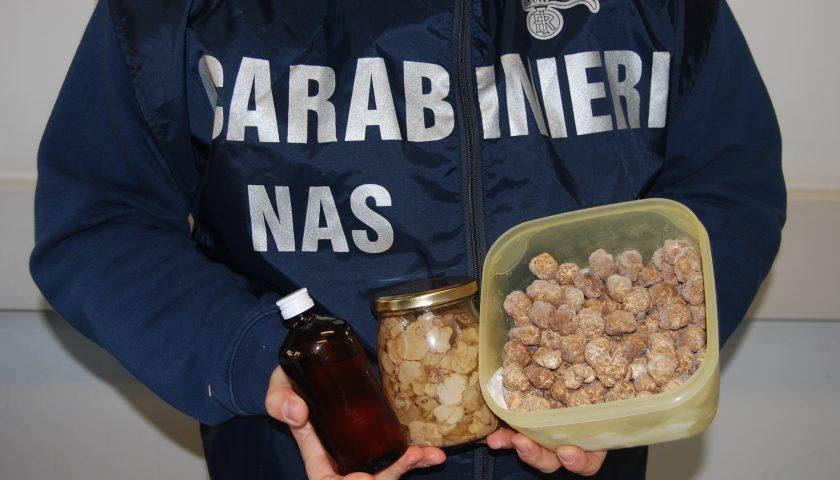 Controlli dei Carabinieri dei NAS in provincia di Salerno ed Avellino