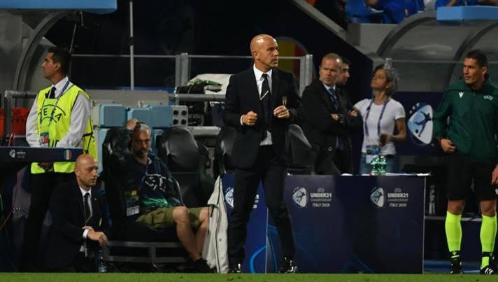 """Europei Under 21, Di Biagio ammette: """"Piccola speranza… Kean e Zaniolo? Regole da rispettare"""""""