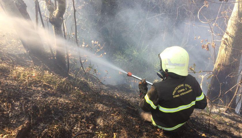 Incendi boschivi in Campania: al via il nuovo piano regionale di contrasto