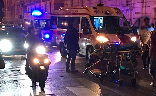 Salerno, la tragedia del Trincerone: muore il 24enne portapizze