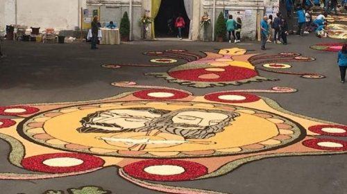 """""""Ogliara in Fiore – L'infiorata di Salerno"""", domani la presentazione dell'evento"""
