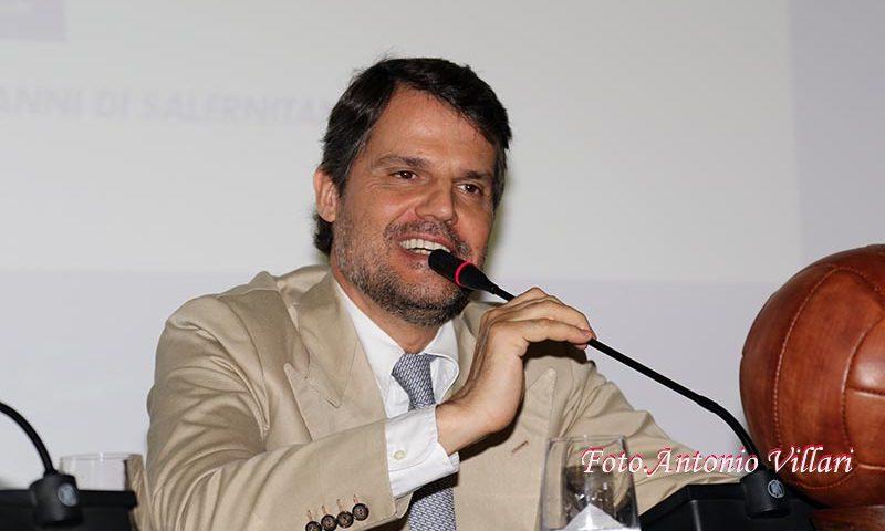 Mezzaroma: «La Salernitana non è in vendita, vogliamo la serie A»