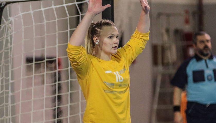 Primo rinforzo in casa Jomi. Il club campione d'Italia ingaggia il portiere Melanie Pernthaler