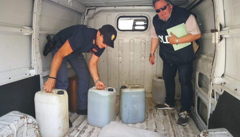 Furti di carburante nel Porto di Salerno: la Polizia di Frontiera arresta due persone