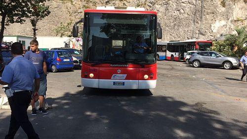 Salerno: sciopero degli autisti di Busitalia