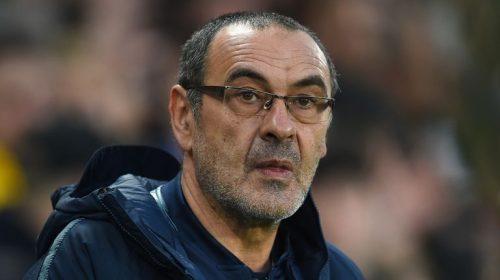 UFFICIALE – Maurizio Sarri è il nuovo allenatore della Juventus