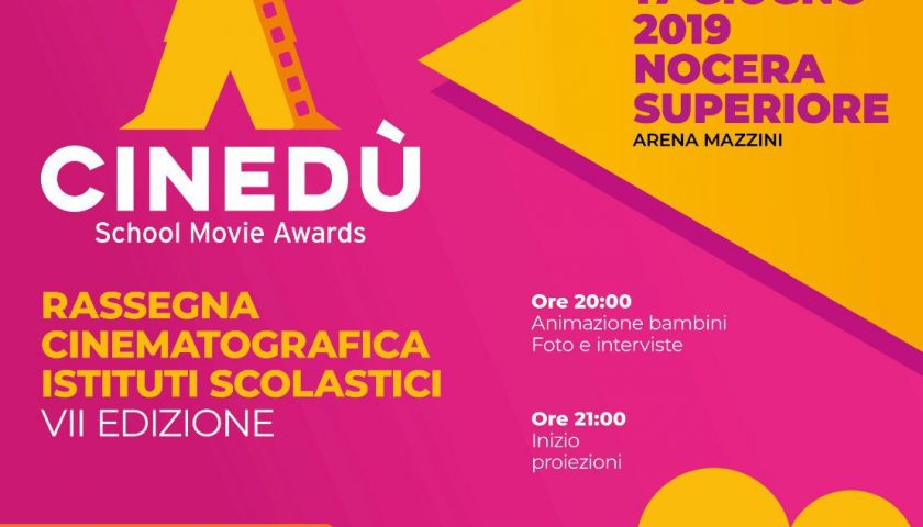 Nocera Superiore, tutto pronto per il grande evento targato School Movie
